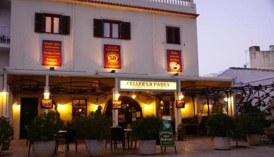 Restaurante Celler La Parra